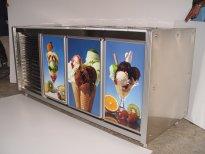 Dondurma Muhafaza